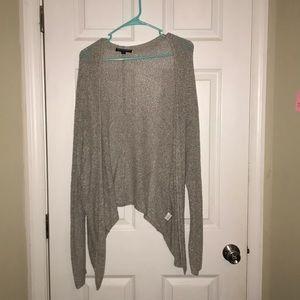 Brandy Melville slouchy knit cardigan